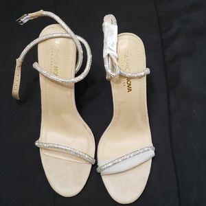Fashion Nova Bling heels